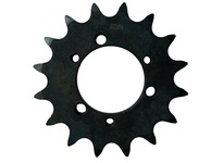 80SF45 Roller Chain Sprocket QD Bushed