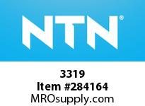 NTN 3319 DOUBLE ROW ANGULAR CONTACT BB