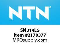 NTN SN314L5 Plummer Blocks