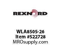 REXNORD WLA8505-26 WLA8505-26 164615