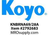 Koyo Bearing RNA69/28A NEEDLE ROLLER BEARING