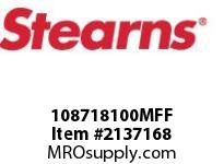 STEARNS 108718100MFF BRAKE ASSY-STD 280629