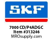 SKF-Bearing 7000 CD/P4ADGC