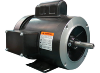 Brook Crompton SS2N.50-1C 0.5HP 3600RPM 115-208/230V Rolled Steel NEMA 56C C Face