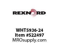 REXNORD WHT5936-24 WHT5936-24 134793