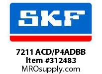 SKF-Bearing 7211 ACD/P4ADBB