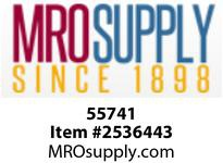 MRO 55741 2 PVC SLIP COUPLING (Package of 5)