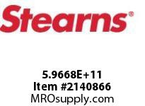 STEARNS 596680433004 KIT-#8 INJ COIL 460V-4LD 136015
