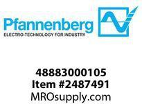 Pfannenberg 48883000105 Propylene Glycol 20% - 4 x 1 gal Glycol