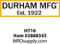 Durham H716 CR TUBE 5/8X25 3/4