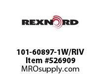REXNORD 101-60897-1W/RIV NH82 A RIGHT W/ RIVET 7288370