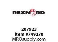REXNORD 207923 589613 226.DBZC.CPLG STR TD