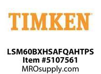 TIMKEN LSM60BXHSAFQAHTPS Split CRB Housed Unit Assembly