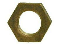 MRO 44700 1/8 BRONZE HEX LOCKNUT