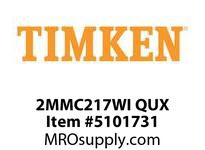TIMKEN 2MMC217WI QUX Ball P4S Super Precision