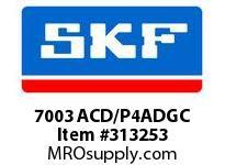 SKF-Bearing 7003 ACD/P4ADGC