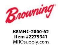 Browning B8MHC-2000-62