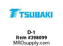 US Tsubaki D-1 D-1 SECONDARY PUNCH