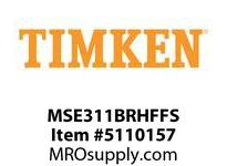 TIMKEN MSE311BRHFFS Split CRB Housed Unit Assembly