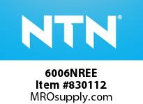 NTN 6006NREE Extra Small/Small Ball Bearing