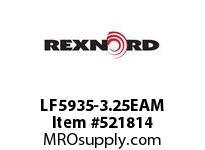 REXNORD LF5935-3.25EAM LF5935-3.25 E4-5/32D 148756