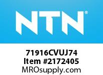 NTN 71916CVUJ74 Ball Brg