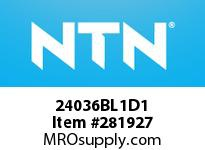 NTN 24036BL1D1 LARGE SIZE SPHERICAL BRG
