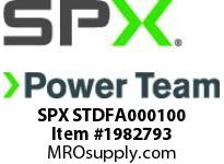 SPX STDFA000100 NUT