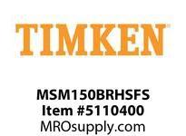 TIMKEN MSM150BRHSFS Split CRB Housed Unit Assembly