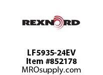 REXNORD LF5935-24EV LF5935-24 E8-9/64D LF5935-24 WITH E8 VACUUM HOLES 9/6