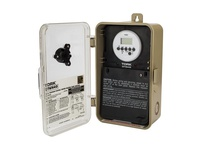 NSI DTWH40 Waterheater Timer DPST 40A contacts with push button