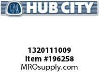 HUBCITY 1320111009 B220X1 BEARING INSERT