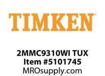 TIMKEN 2MMC9310WI TUX Ball P4S Super Precision