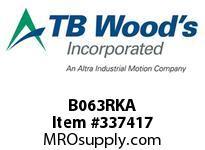 TBWOODS B063RKA REPAIR KIT 6 BOLT SINGLE CL A