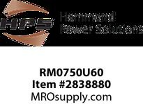 HPS RM0750U60 IREC 750A 0.060MH 60HZ CC Reactors