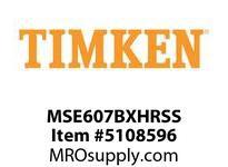 TIMKEN MSE607BXHRSS Split CRB Housed Unit Assembly
