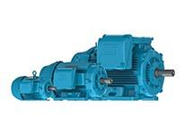 WEG 25036EP3Q449TS-W22 250HP 3600 3 60 460V TEFC Epact