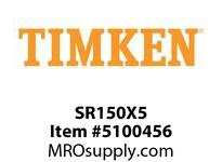 TIMKEN SR150X5 SRB Plummer Block Component