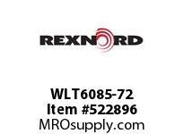 REXNORD WLT6085-72 LT6085-72 143704