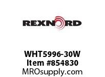 REXNORD WHT5996-30W WHT5996-30 WELDED CNTRS