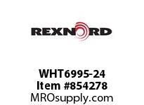 REXNORD WHT6995-24 WHT6995-24 WHT6995 24 INCH WIDE MATTOP CHAIN W
