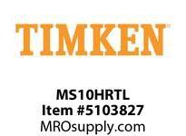 TIMKEN MS10HRTL Split CRB Housed Unit Component