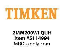 TIMKEN 2MM200WI QUH Ball P4S Super Precision