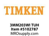 TIMKEN 3MM203WI TUH Ball P4S Super Precision