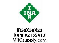 INA IR50X58X23 Inner ring