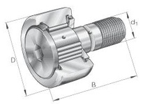 INA KRV19 Stud type track roller