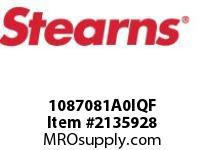 STEARNS 1087081A0IQF BRAKE ASSY-INT 8017340