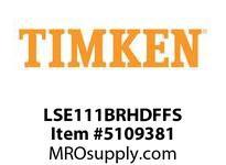 TIMKEN LSE111BRHDFFS Split CRB Housed Unit Assembly