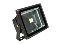 Orbit LFLC-30W-M-CW LED FLOOD LIGHT 30W 100~240V 5000K CW -BR W/ Motion Sensor