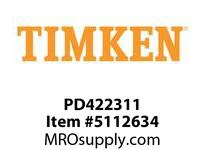 TIMKEN PD422311 Power Lubricator or Accessory